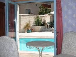 chambre d hote doue la fontaine jolies chambres d hôtes av jardin et piscine près de saumur à forges