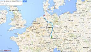 Munich Germany Map by From Munich Germany To The Keys In My Hand Story Of My Bmw 328i