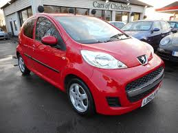 peugeot pink used 2010 peugeot 107 1 0 envy 5dr with fsh u0026pound 20 road tax for