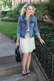 how to style a paige denim jacket poor little it