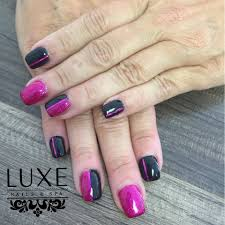 luxe nails u0026 spa home facebook