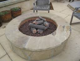 Landscape Fire Pits by Fire Pit Pictures Gallery Landscaping Network