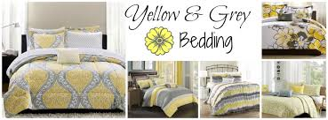 Yellow And Grey Bed Set Gray Comforter Set Awesome Pcs Fresca Purple And Gray