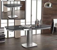 Extendable Dining Tables by Modern Compact Extendable Dining Table