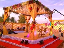 mandap decorations beautiful mandap decoration for ganesh chaturthi birthday