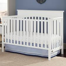 Graco Convertible Crib Bed Rail Convertible Cribs Cottage Bedroom Upholstered Tuscany Safety