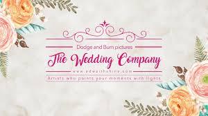 wedding company the wedding company logo reveal
