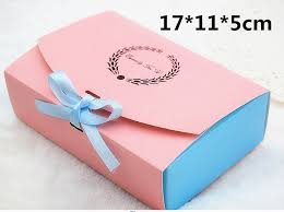 where to buy cake box 10pcs lot paper pink boxes boxes for chocolates pink