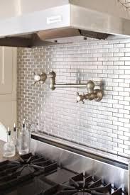 Metallic Kitchen Backsplash 28 Metallic Kitchen Backsplash Trade Secrets Kitchen