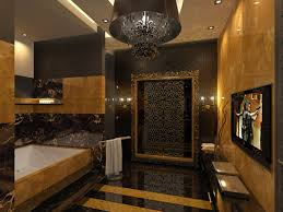 gold bathroom ideas 31 black and gold bathroom tiles ideas and pictures choc and gold