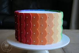 Wedding Cake Quiz A Collection Of Colorful Cakes Rainbow Cakes