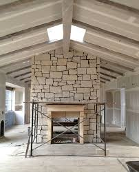 natural stone fireplace here it is the ugliest stone fireplace you ve ever seen laurel home