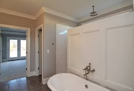 Wainscoting In Bathroom by Raleigh Custom Home Builder U2013 Stanton Homes