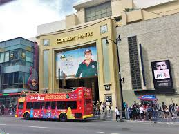 Hop On Hop Off Los Angeles Route Map by Hop On Hop Off Bus Los Angeles A Detailed Review