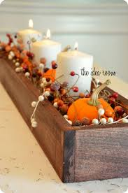 Center Piece Ideas 17 Amazing Fall Centerpiece Ideas That You Can Make Yourself The