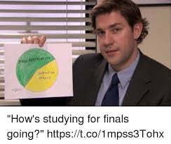 Studying For Finals Meme - procrastanating distracting others how s studying for finals going