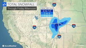 Colorado Weather Forecast Map by Windswept Snow Shuts Down Parts Of I 25 I 70 In Colorado