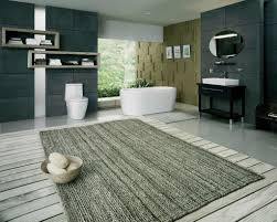 bathroom accent rugs minimalist bathroom ideas with black accent wall color for large