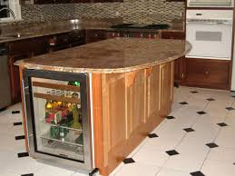 Ideas For Small Kitchen Islands by Kitchen Room Brown Wooden Kitchen Island Storage Brown Granite