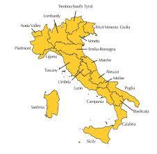 Italy Map With Cities Beautiful Italian Varietals Mills Fine Wine U0026 Spirits