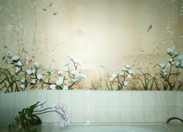 45 best bathroom murals images on pinterest bathroom mural