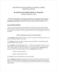 business letter format spacing guidelines business letter format 12 free word pdf documents