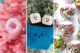 10 ornament diys for the sweet tooth in your