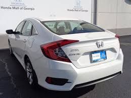 2016 used honda civic sedan 4dr cvt lx at honda mall of georgia