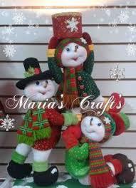 muñecos navideños christmas pinterest posts and blog