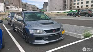 mitsubishi wagon mitsubishi lancer evolution wagon mr 8 july 2017 autogespot