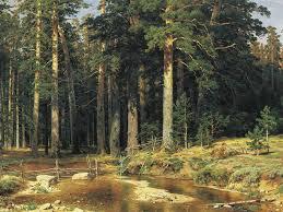 3 wonderful landscape paintings by the russian artist ivan
