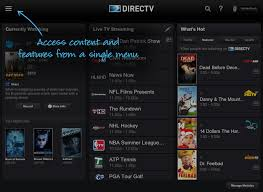 directv app for android phone directv app for completely redesigned new tv shows section