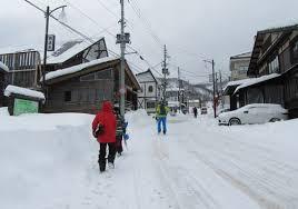 getting to seki onsen driving