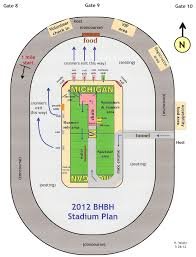 big house stadium plan 2012 champions for charity news