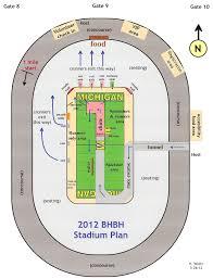Big House Floor Plans Big House Stadium Plan 2012 Champions For Charity News