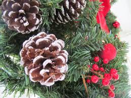 ll farm burlap christmas wreath