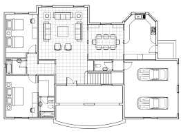 Cad Floor Plans by Floor Plan Cad Free Homes Zone