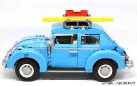 volkswagen van front view review lego 10252 volkswagen beetle