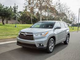2003 toyota highlander limited reviews 2016 toyota highlander limited road test and review autobytel com