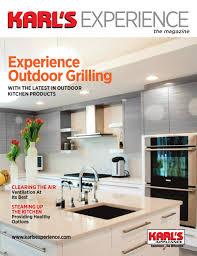 karl u0027s experience magazine by aspire design and home magazine issuu