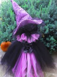 toddler witch costume tutu dress scary witch costume bonus hat two sizes 2 3 and 4 6 t