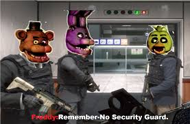 Security Guard Meme - remeber no security guard no russian meme by brandonale on deviantart