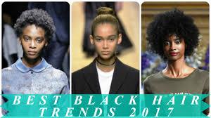 best black hair trends 2017 youtube