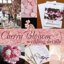 cherry blossom wedding wedding wednesday cherry blossom wedding inspiration personal