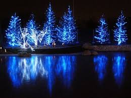 blue white christmas lights 10m waterproof outdoor led fairy light string battery operated 96led