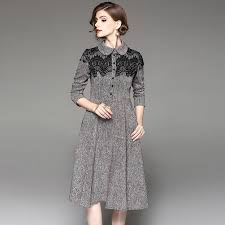 wool dress lace embroidered wool dress doll nation