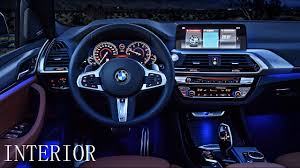 bmw suv interior all new 2018 bmw x3 interior youtube