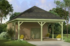 Carport Designs Gilford Park Cottage Home Plan 028d0058 House Plans And More 28