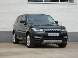 bronze range rover used land rover range rover sport grey for sale motors co uk