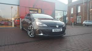 vauxhall astra vxr black used 2016 vauxhall astra vxr for sale in dumfriesshire pistonheads